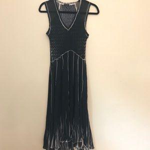 KOMAROV I Midi dress